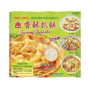义美香酥抓饼350g/IMEI Sesame Pancake 350g