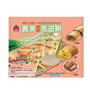 义美香酥葱油饼525g/IMEI Green Onion Pancake 525g