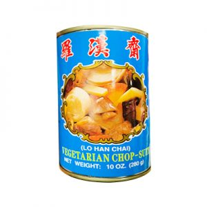 伍中牌罗汉菜罐头280g/WuZhong Vegetarian Chop Sury 280g