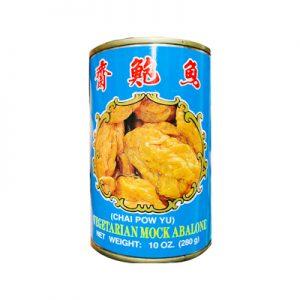 伍中牌菜鲍鱼罐头280g/WuZhong Vegetarian Mock Abalone 28g