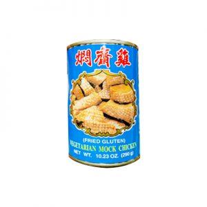 伍中牌素食焖菜鸡/Mock Chicken Meat 290g