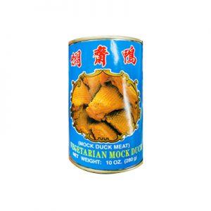 伍中牌素食焖菜鸭/Mock Duck Meat 280g