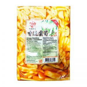 唯吾知足香脆云笋600g/Crispy Bamboo Shoots600g