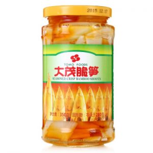 大茂幼条瓜385g/Tomo Foods Pickled Cucumber Whole 385g