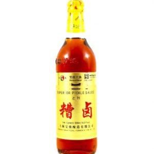 宝鼎天鱼金标糟卤500ml/BD Superior Pickle Sauce 500ml