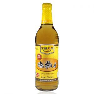 宝鼎天鱼泡椒卤500ml/BD Pao Jiao Lu 500ml