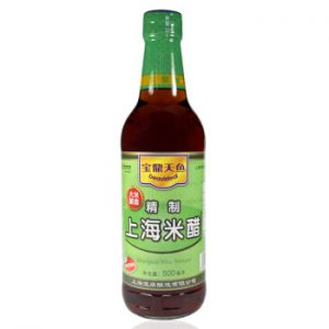 宝鼎天鱼精制上海米醋500ml/BD ShangHai Rice Vinegar 500ml