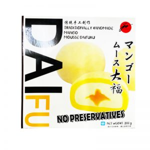 Jun芒果慕斯夹心麻薯200g/Jun Mango Mousse DAIFUKU 200g