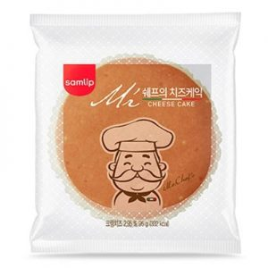 韩国Samlip芝士蛋糕105g/Samlip Cheese Cake 105g