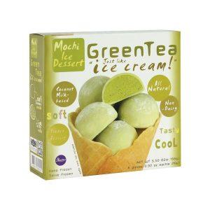 Buono超好吃抹茶麻薯糯米糍6个入156g/Buono Mochike Green Tea 6pcs 156g