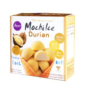 Buono超好吃榴莲麻薯糯米糍6个入156g/Buono Mochike Durian 6pcs 156g