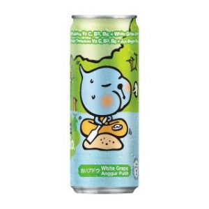 酷儿Qoo白葡萄果汁饮料300ml/Qoo White Grape Juice Drink 300ml