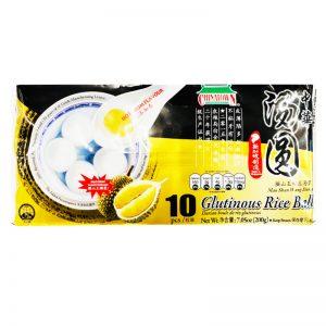 中华猫山王榴莲汤圆10粒装200g/ZH Durian Glutinous Rice Ball 10pcs 200g