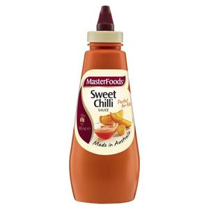 Masterfood甜辣酱500ml/Masterfood Sweet&Chill Sauce 500ml