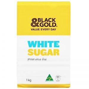 Black&Gold白砂糖1KG/B&G White Sugar 1KG