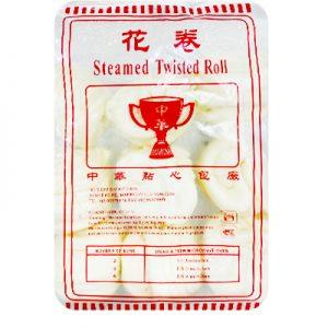 中华点心花卷405g/ZHDX Steamed Twisted Roll 405g