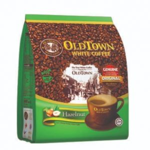 Old Town旧街场减糖份三合一冲调咖啡/Old Town Less Sugar Coffee 15pcs