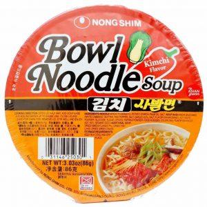 韩国Nongshim农辛泡菜拉面86g/Nongshim Kimchi Flavor Noodle 86g