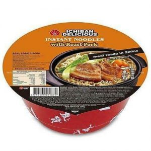 一度赞澳洲精炖烧肉面200g/ICHIBAN Instant Noodle With Roast Pork 200g