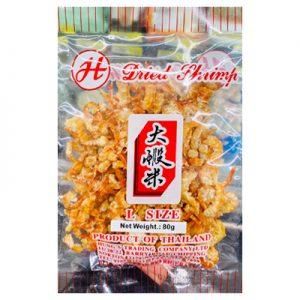 特选大虾米80g/Dried Shrimp L Size 80g
