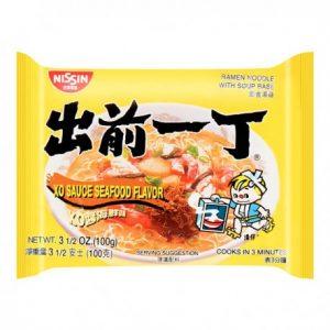 日本Nissin日清出前一丁XO酱海鲜味100g/Nissin Instant Noodle With XO Seafood Sauce 100g