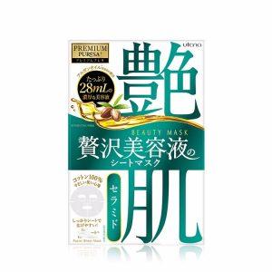 日本Utena佑天兰艳肌神经酰胺面膜单片/Utena Mask 1sheet