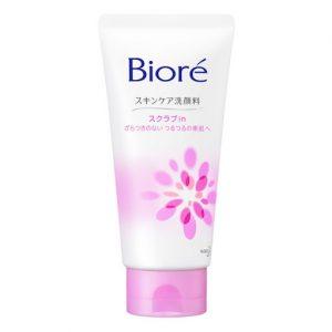日本KAO花王BIORE碧柔泡沫清洁毛穴角质洗面奶130g/MARSHMALLOW Skincare Face Wash Facial Cleanser 130g