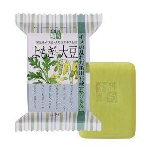 日本CLOVER素肌志向大豆香皂120g/CLOVER Soap 120g