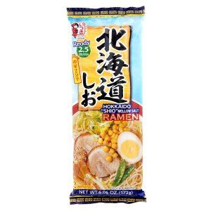 日本ITSUKI五木北海道拉面172g/ITSUKi Hokkaido Noodles 172g