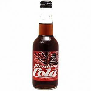 日本Hiroshima广岛可乐330ml/Hiroshima Cola 330ml