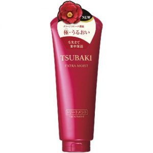 日本 SHISEIDO 资生堂 丝蓓集中保湿发膜 180g/SHISEIDO Tsubaki Extra Moist Treatment 180g