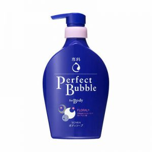 SHISEIDO资生堂 专科超微米完美泡泡沐浴乳清新花香型/SHISEIDO Perfect Bubble For Body Body Soap Sweet Floral 500ml