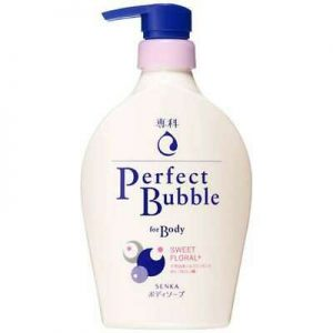 SHISEIDO资生堂 专科完美泡泡沐浴露花香型 500ml/SHISEIDO Perfect Bubble For Body Body Soap Sweet Floral 500ml