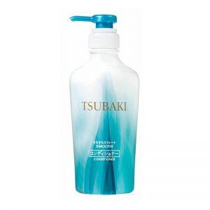 日本SHISEIDO资生堂 TSUBAKI丝蓓绮 植萃瞬透丝滑柔顺洗发水 450ml/SHISEIDO TSUBAKI Rusting Straight Shampoo 450ml