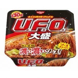 日本Nissin日清UFO大盛浓郁炒面167g/Nissin UFO Yakisoba 167g