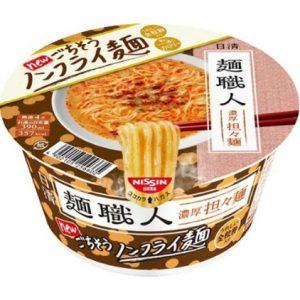 日本Nissin日清面听人担担面风味拉面100g/Nissin Instant Noodles TanTan Flavor 100g
