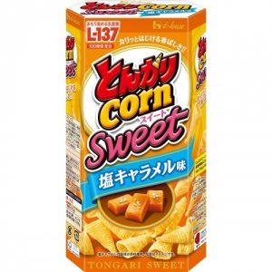 日本House焦糖玉米风味妙脆角70g/House Carmel Corn Sweet Snack 70g
