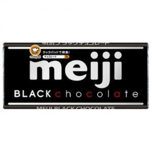 日本MEIJI明治黑巧克力50g/MEIJI Black Chocolate 50g