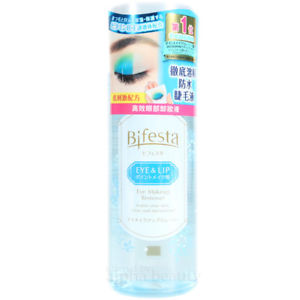 日本MANDOM曼丹 BIFESTA 温和低刺激眼唇卸妆液 145ml COSME大赏第一位/MANDOM CORP. BIFESTA Eye Makeup Remover 145ml
