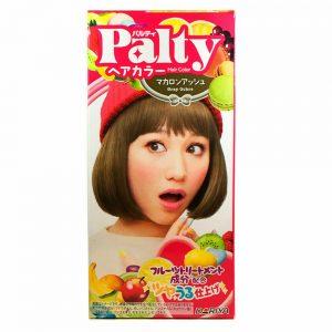 日本DARIYA PALTY泡沫染发剂#深灰色