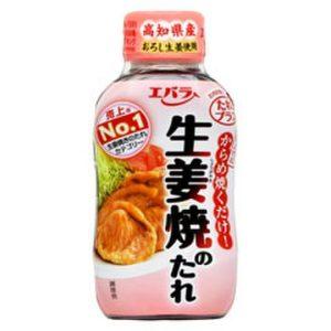 日本Ebara高知县生姜烧230g/Ebara Sesoning Sauce 230g