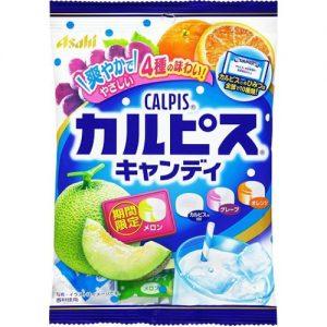 日本Asahi汽水水果糖100g/Asahi Soda Friut Candy 100g