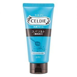日本pdc碧迪皙CELDIE欣香海盐渗透整肌成分洗面奶120g/Celdie PDC Sea Salt Face Wash 120g