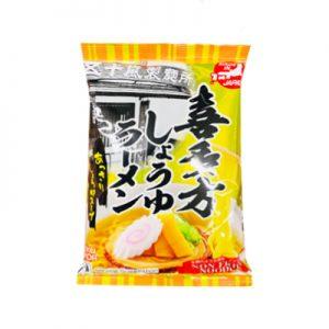 日本喜多方酱油拉面105g/Japanese Soy Ramen 105g