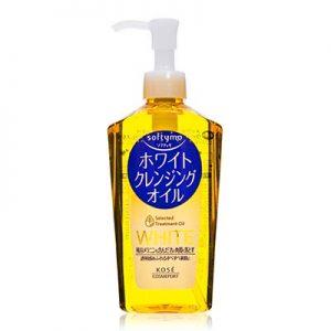 日本高丝SOFTYMO卸妆清洁专场卸妆油保湿不紧绷230ml/KOSE SOFTYMO Cosmeport Treatment Oil 230ml