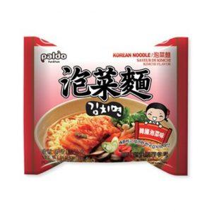 韩国Paldo泡菜面单包装120g/Paldo Instant Noodles With Kimichi 120g