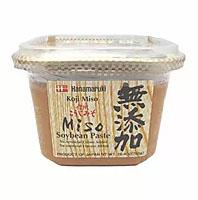 日本Hanamaruki信州无添加味增酱750g/Hanamaruki Inaka Miso Soybean Paste 750g