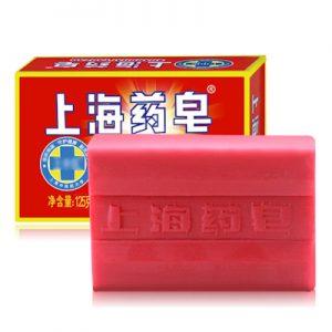 上海药皂/洗衣皂125g/SHANGHAI LANUARY FOR SOAP 125G