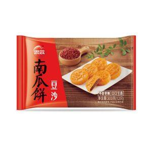 思念豆沙南瓜饼200g/Synear Red Bean Pumpkin Cake 200g