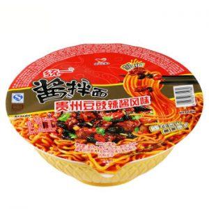 统一酱拌面贵州豆鼓辣酱风味115g/TY GuiZhou Spicy Bean Sauce Noodles 115g